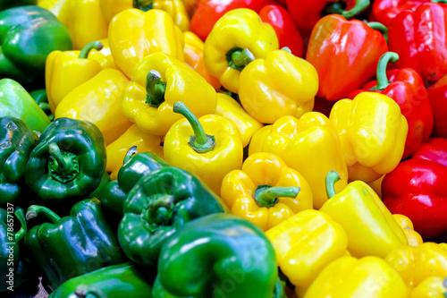 Fototapeta  Bell pepper