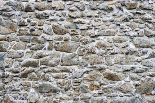 Foto op Canvas Stenen stone texture of old wall