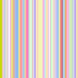 Pastel Stripes Seamless Pattern Easter Spring