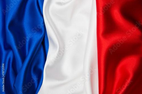Flag of France Wallpaper Mural