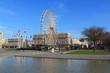 Place de l'hotel de ville au Havre, France