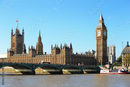 Foto op Canvas Londen Big Ben
