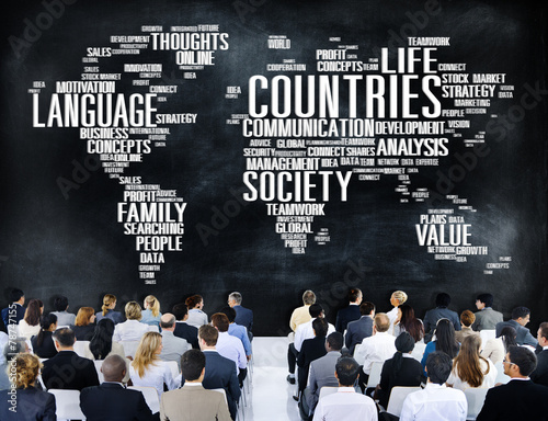 Countries Nation Society Te...