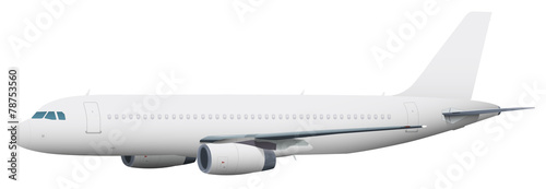 Avion ligne 02