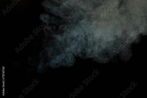 Fotobehang Rook smoke texture
