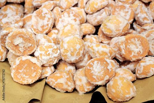 Fotografie, Obraz  zuccherino dolce tipico