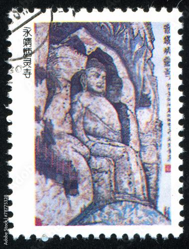Fotografia  Buddha statue
