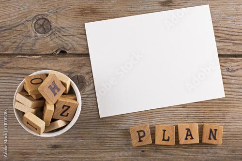 Fotografía  Plan de pannello
