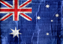 National Flag Of Australia The...