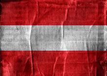 National Flag Of Austria Theme...