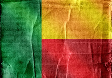 Benin Flag Themes Idea Design