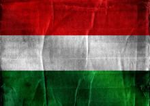 National Flag Of Hungary Theme...