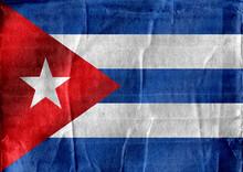 Cuba Flag Themes Idea Design
