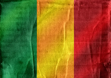 Republic Of Mali Flag Themes I...