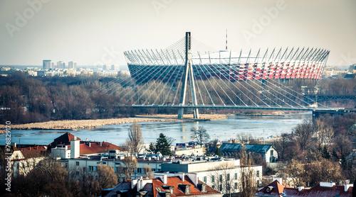 Fotografía  Warsaw National Stadium