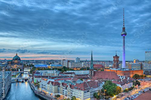 Keuken foto achterwand Berlijn berlin