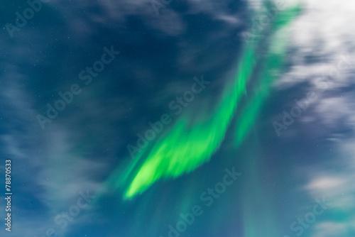 Fotografia, Obraz  Aurora above Grundarfjörður, Iceland