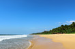 Пляж Бентота, индийский океан, Шри-Ланка
