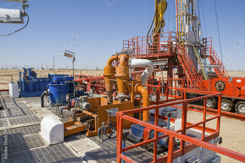 Drilling rig equipment
