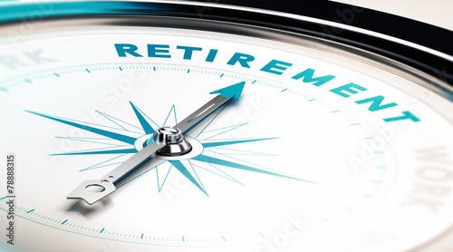 Fototapeta Retirement obraz