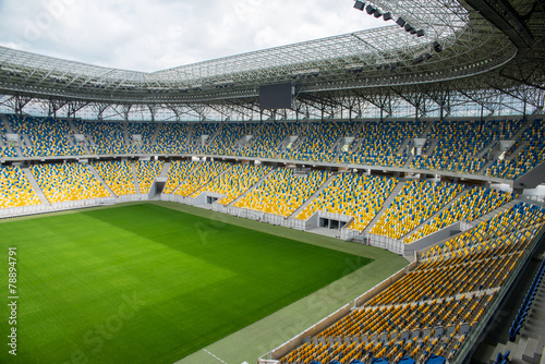 Papiers peints Stade de football stadium