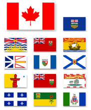 Canadian Provinces And Territo...