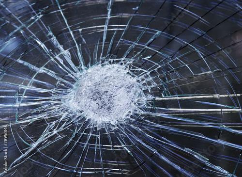 Valokuva  Glasscheibe