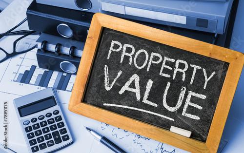 Photo property value