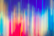 canvas print picture - blurred abstract color background modern