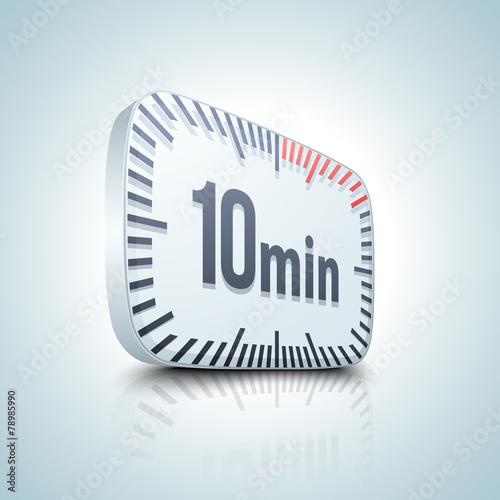 10 min timer