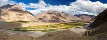 View From Zanskar Valley - Zan...