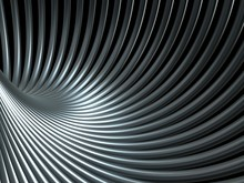 Abstract Background Of 3d High...