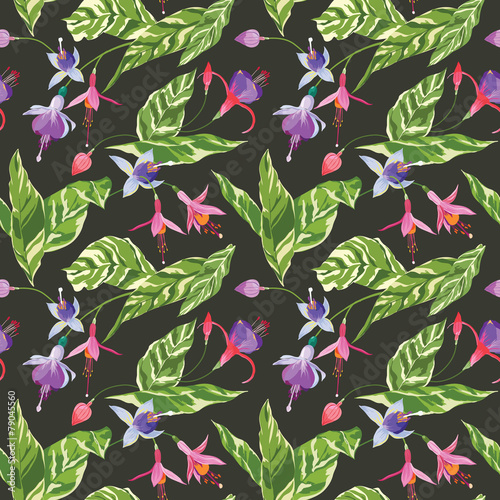 tropikalne-kwiaty-i-liscie-tlo
