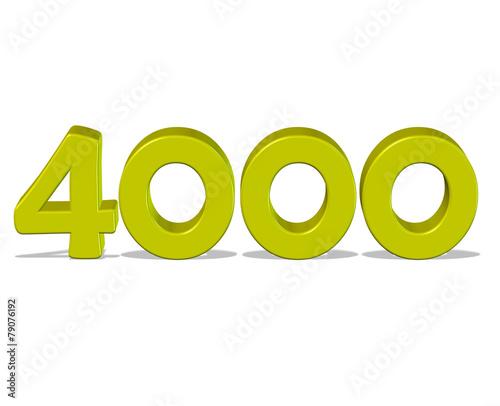 Fototapeta  sarı renkli 4000 sayısı