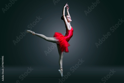 Fotografie, Obraz  Ballet Dancer