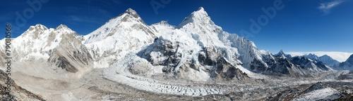 Wall Murals Nepal Beautiful view of mount Everest