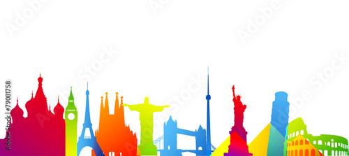 Foto  turismo, mondo, monumenti, viaggi, vacanze