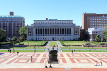 New York - Université De Columbia