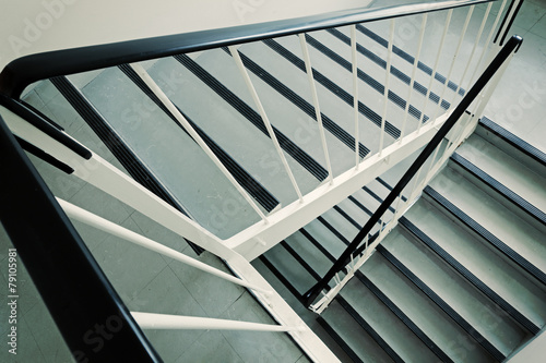 Aluminium Prints Stairs Staircase