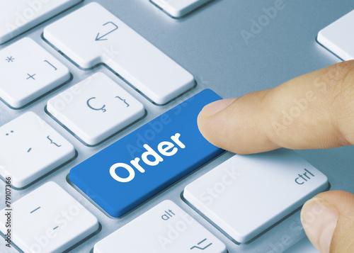 Canvastavla Order