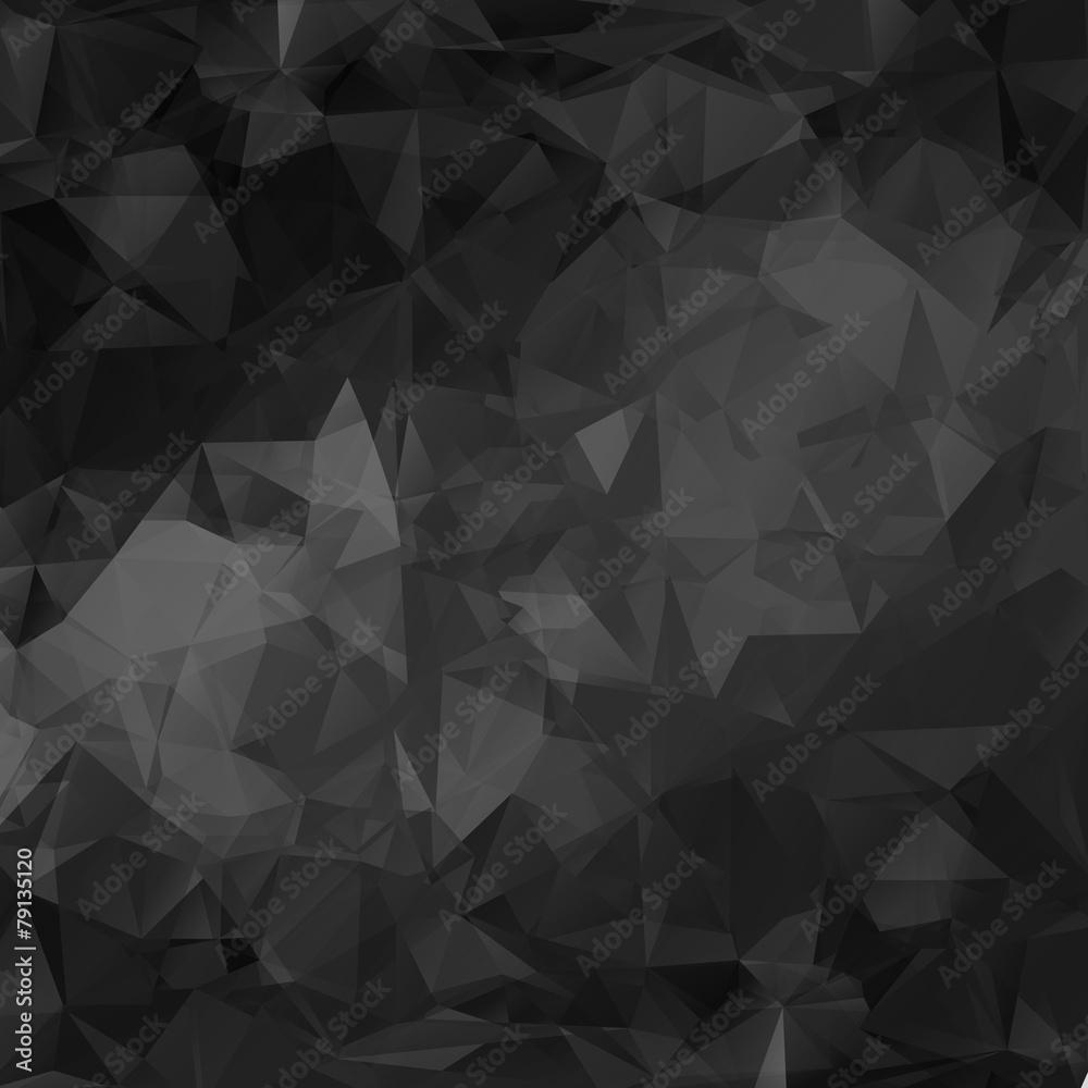 Polygon Hintergrund <span>plik: #79135120 | autor: Thaut Images</span>