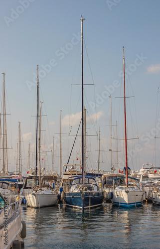 Fototapety, obrazy: Cesme Yachts