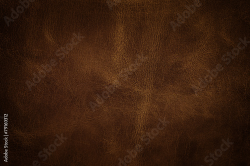 Fotografía  Leather texture closeup