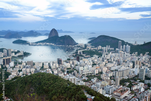 Sugar Loaf in Rio