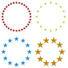Star Banner Icon
