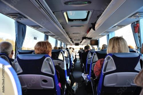 Fotografía  Voyage en autocar