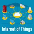 IoT(Internet of Things) image illustration