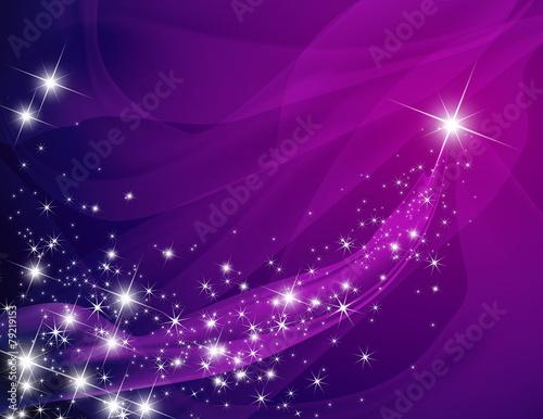 Fotografering  紫輝き48