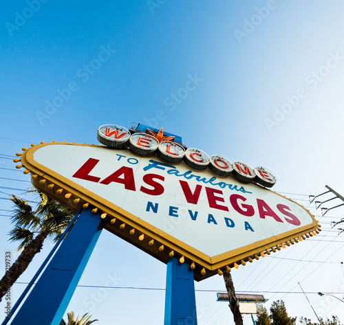 Staande foto Las Vegas Las Vegas, Nevada
