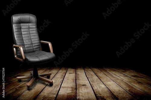 Obraz na płótnie chair
